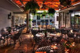 Patio Furniture Westport Ct Patio Over Looking Main Street Picture Of Tavern On Main