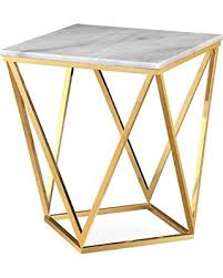 modern gold table l deal alert tov furniture the leopold collection modern style marble