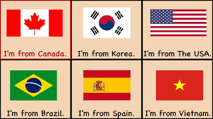 countries song where are you from teach or learn english