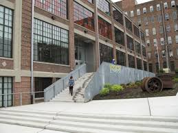 how codes influence architecture the case of stairs community equally direct accessible route leads to the same entrance design school baltimore architect ziger snea