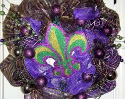 mardi gras decorations clearance clearance wreath autumn blessings fall wreath mesh fall