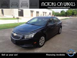 2012 chevrolet cruze ls for sale in houston tx vin