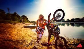 dirt bike riding boots cheap wearing stilettos on a dirt bike shows how badass russian riders