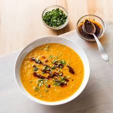 red lentil soup with north african spices america u0027s test kitchen