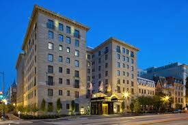 Map Of Hotels In Washington Dc d c u0027s historic jefferson hotel appoints new gm hotel management