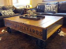 Coffee Table From Pallet Pallet Coffee Table Plans Recycled Things