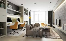 new 40 living room with office decorating design of best 25