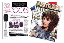 hairshow magazine click n curl media