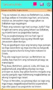 download cebuano bible ang biblia 90 apk fontapk