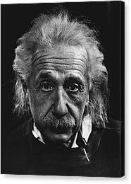 Einstein Cluttered Desk Albert Einstein Canvas Prints Fine Art America