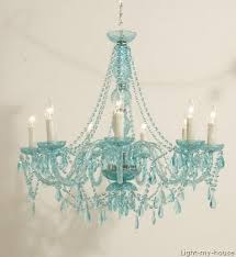 turquoise chandelier gorgeous turquoise chandelier teal light turquoise blue green