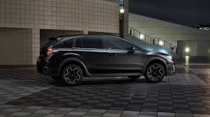 subaru crosstrek black wheels subaru
