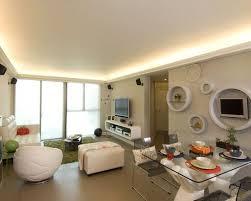 Diy False Ceiling For Living Room Design  Living Room - Apartment ceiling design