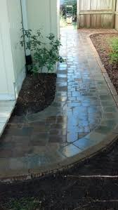 Octagon Patio Pavers by 27 Best Paver Pathways Images On Pinterest Garden Ideas