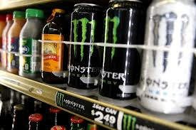 giant alcoholic drink energy drink giant monster will now sponsor nascar u0027s top racing