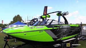home design show montreal tige asr apex series feet wake boat walkaround montreal in water