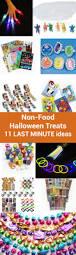 non food halloween treats 11 last minute ideas