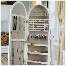 cheval jewelry armoire white cheval mirror jewelry armoire at big lots one of the things