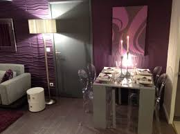 chambre gris et aubergine chambre couleur aubergine cheap cuisine moderne couleur aubergine