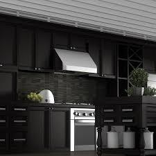stainless steel under cabinet range hood zline 48 under cabinet stainless steel range hood 488 48