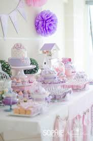 Kara s Party Ideas Pink Lilac Purple Butterfly Flowers Girl Baby