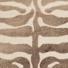Zebra Rug Pottery Barn by Brown And Beige Zebra Rug Roselawnlutheran