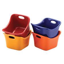rachael ray tools u0026 gadgets 6 piece nylon tool set orange