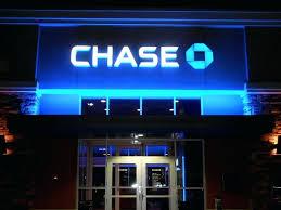 linear led sign lighting exterior signage lighting chase bank service linear led sign