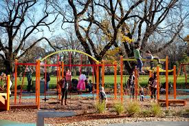Geelong Botanic Gardens by Edinburgh Gardens Playground Pieces Of Victoria