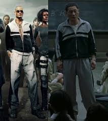 pubg yellow tracksuit when are we getting the tracksuit from the battle royale movie