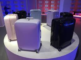 Suitcases Raden Makes Smart Suitcases Business Insider