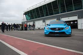 volvo race car volvo wtcc polestar s60 track drive review motor trend