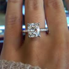 plus size engagement rings stunning plus size rings cushion cut engagement rings