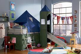 Bunk Bed With Slide And Tent 16 Cool Bunk Beds You Wish You Had As A Kid