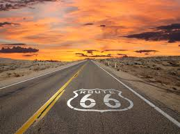 Original Route 66 Map by The Long History Of Route 66 Documentarytube