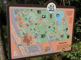 National Zoo Map Alaska Zoo Map U2013 Vibu