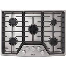 Gas Cooktops Canada Gas Cooktops Stainless Steel Cooktops Lg Canada