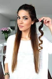 soft curl hairstyle hairstyle favourites soft loose curls wedding hair tutorials