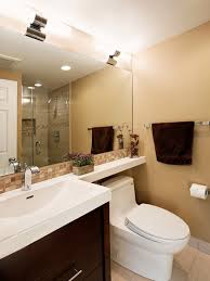 think big in small bathroom makeovers deluxe small bathroom