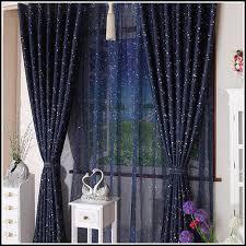 Blue Sheer Curtain Royal Blue Sheer Curtain Panels 1 Window Treatments