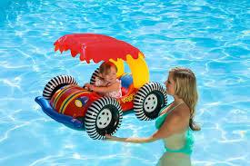 amazon com poolmaster 81549 learn to swim baby buggy baby float