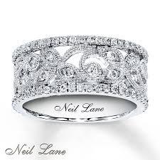 Neil Lane Wedding Rings by Jared Neil Lane Designs Ring 3 4 Ct Tw Diamonds 14k White Gold