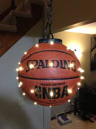Lights For Boys Bedroom Hanging Basketball Led Would Be Great For A Sports Room Boys Room