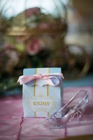 glass slipper party favor a come true cinderella birthday party hoopla events