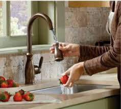 Kitchen Faucet With Built In Sprayer by Choosing A Kitchen Faucet J Keats