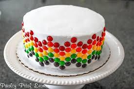 45 Easy Birthday Cake Home Decoration Easy Birthday Cake