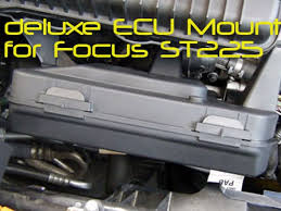 ford focus st ecu deluxe st ecu mount dreamscience automotive