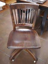 Bankers Chair Cushion Antique Bankers Chair Ebay