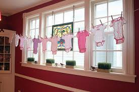 baby shower clothesline my baby shower it lovely