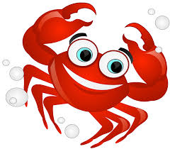 image gallery of cartoon crab png